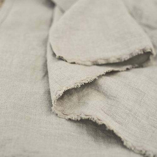 1C64   NATURAL Softened - 100% Linen