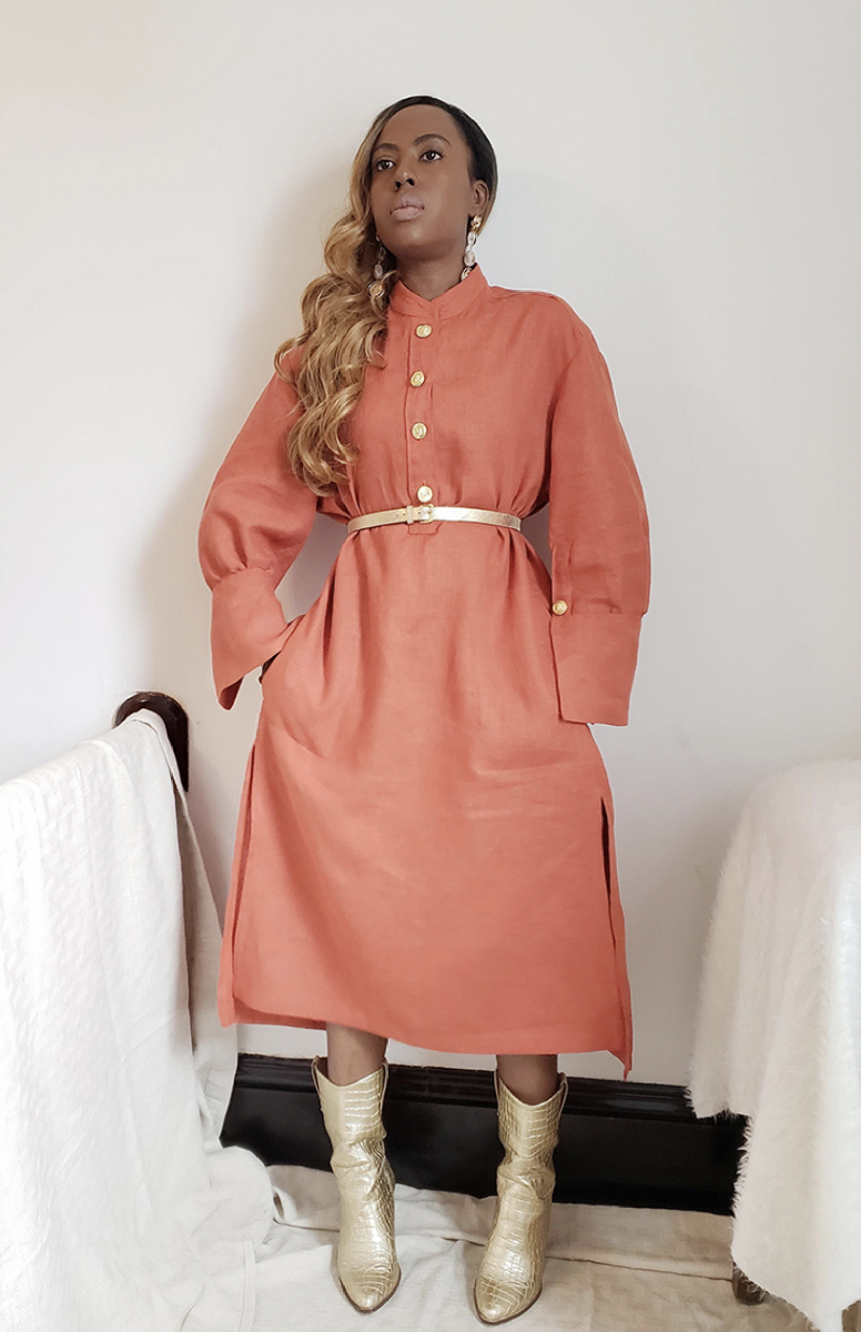 Lily  — Linen Dress, Tunic, Blouse and Skirt