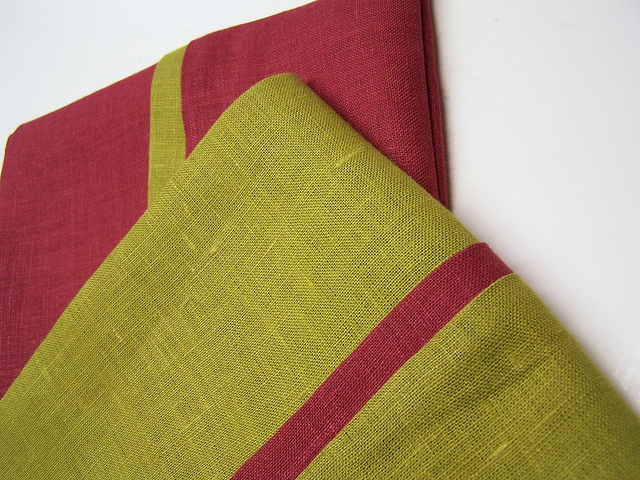 IL019   REDWOOD Softened - 100% Linen