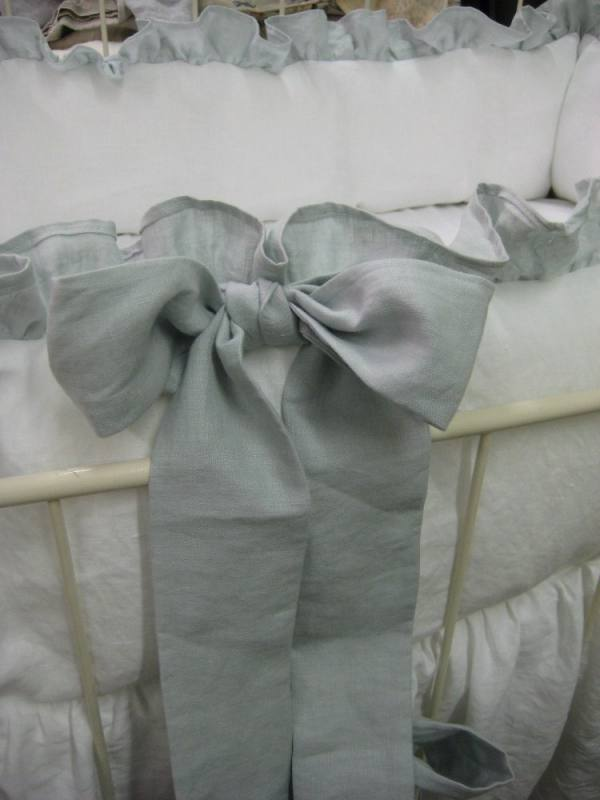 IL019   DOVE Softened - 100% Linen
