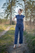 Sloan  — Fitted Jumpsuit Pattern