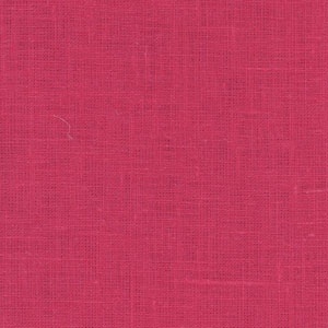 DB 1C64   RASPBERRY SORBET Softened - 100% Linen - Middle (5.3 oz/yd<sup>2</sup>)