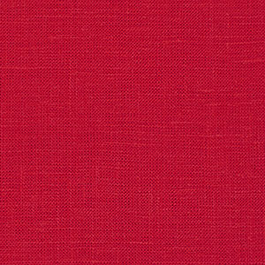 DB 1C64   FIRECRACKER RED Softened - 100% Linen - Middle (5.3 oz/yd<sup>2</sup>)
