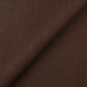 4C22   CHESTNUT Softened - 100% Linen - Heavy (7.1 oz/yd<sup>2</sup>)