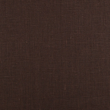 DB 4C22   CHOCOLATE Softened - 100% Linen - Heavy (7.1 oz/yd<sup>2</sup>)
