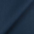 4C22 100% Linen fabric INSIGNIA BLUE -  Softened