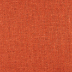 4C22   MECCA ORANGE Softened - 100% Linen - Heavy (7.1 oz/yd<sup>2</sup>)