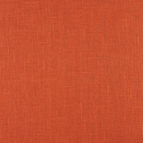 SO 4C22   MECCA ORANGE Softened - 100% Linen - Heavy (7.1 oz/yd<sup>2</sup>)