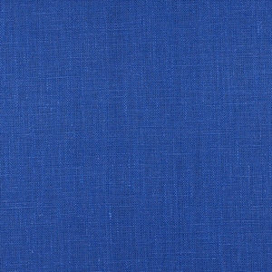 4C22 100% Linen fabric ROYAL BLUE -  Softened