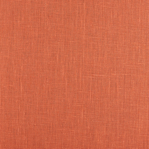 4C22 100% Linen fabric SANGUINE Softened