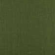 4C22 100% Linen fabric VINEYARD GREEN -  Softened