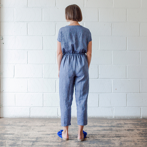 Celine — Pull On Jumpsuit Pattern