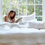 Classic Linen Bedding — Pillowcases & Shams