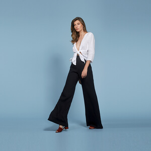 Louise  — Linen Pants Pattern