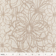 IL002 FLOWER POT  IVORY-NATURAL  - 100% Linen - Canvas (10 oz/yd<sup>2</sup>) - 20.00  Yards