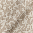 IL002 100% Linen fabric IVORY-NATURAL - DAISY FIELD
