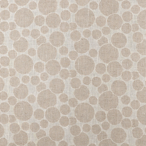 IL002 POLKA DOTS  IVORY-NATURAL  - 100% Linen - Canvas (10 oz/yd<sup>2</sup>) - 20.00  Yards