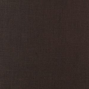 IL019   CHOCOLATE Softened - 100% Linen - Middle (5.3 oz/yd<sup>2</sup>) - 2.50  Yards