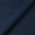 IL019 100% Linen fabric COBALT -  FS Signature Finish