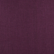 IL019 100% Linen fabric EGGPLANT Softened