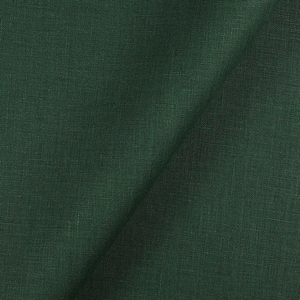 IL019   EMERALD Softened - 100% Linen - Middle (5.3 oz/yd<sup>2</sup>) - 20.00  Yards