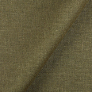 IL019   OLIVE BRANCH Softened - 100% Linen - Middle (5.3 oz/yd<sup>2</sup>) - 20.00  Yards
