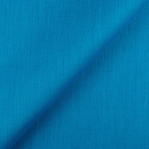IL019   PACIFIC BLUE Softened - 100% Linen - Middle (5.3 oz/yd<sup>2</sup>)