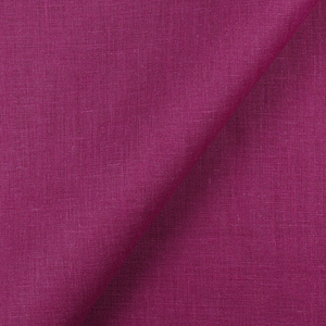IL019   PURPLE WINE Softened - 100% Linen - Middle (5.3 oz/yd<sup>2</sup>) - 20.00  Yards
