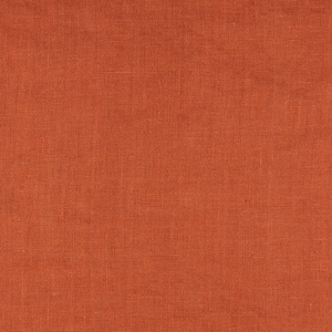 IL019   RUST FS Signature Finish - 100% Linen - Middle (5.3 oz/yd<sup>2</sup>)