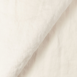 IL019   BLEACHED FS Signature Finish - 100% Linen - Middle (5.3 oz/yd<sup>2</sup>) - 1.50  Yards