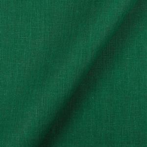 Fabric bolt IL019 VERDANT GREEN Softened 100% Linen 20 00 Yards
