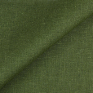 IL019   VINEYARD GREEN Softened - 100% Linen - Middle (5.3 oz/yd<sup>2</sup>) - 2.00  Yards