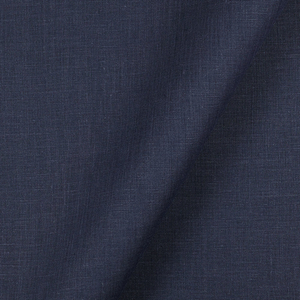 IL020   BLUE INDIGO Softened - 100% Linen - Light (3.5 oz/yd<sup>2</sup>)