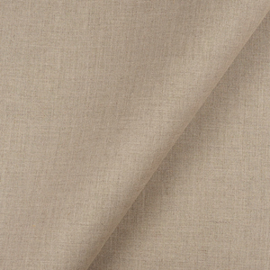 IL020 100% Linen fabric NATURAL -  Softened