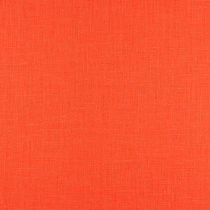 IL020   ORANGE PIXIE Softened - 100% Linen - Light (3.5 oz/yd<sup>2</sup>) - 20.00  Yards
