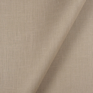 IL020   PLAZA TAUPE Softened - 100% Linen - Light (3.5 oz/yd<sup>2</sup>) - 20.00  Yards