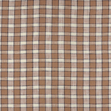 IL022 827 PLAID   Softened - 100% Linen - Light (3.5 oz/yd<sup>2</sup>)