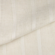 IL026 100% Linen fabric  - GAUZE STRIPES