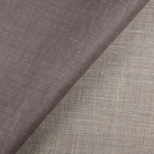 IL028 870 SMOKEY TAUPE-NAT    - 100% Linen - Middle (6.6 oz/yd<sup>2</sup>) - 20.00  Yards