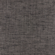 IL028 100% Linen fabric  - 874 BLACK-NATURAL