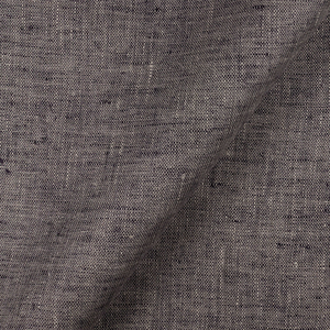 IL028 958 INDIGO-NATURAL   Softened - 100% Linen - Middle (6.6 oz/yd<sup>2</sup>)