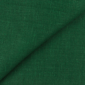 IL041   GREEN LAWN Softened - 100% Linen - Middle (5.01 oz/yd<sup>2</sup>)