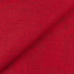 IL041   POINSETTIA Softened - 100% Linen - Middle (5.01 oz/yd<sup>2</sup>) - 0.50  Yard