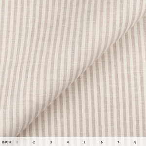 IL044 875 STRIPES     - 100% Linen - Middle (5.31 oz/yd<sup>2</sup>)