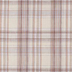 IL045 860 PLAID    - 100% Linen - Middle (5.3 oz/yd<sup>2</sup>) - 20.00  Yards