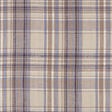 IL045 100% Linen fabric  - 860 PLAID