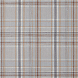 IL045 862 PLAID    - 100% Linen - Middle (5.3 oz/yd<sup>2</sup>)