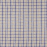 IL045 867 GINGHAM    - 100% Linen - Middle (5.3 oz/yd<sup>2</sup>)