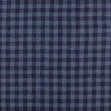 IL059 857 PLAID    - 100% Linen - Middle (5.8 oz/yd<sup>2</sup>)