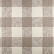 IL070 100% Linen fabric IVORY-NATURAL - JIGSAW PUZZLE